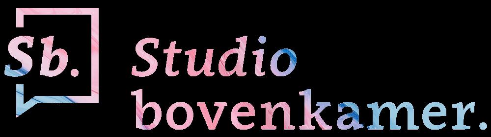 Studio-Bovenkamer logo